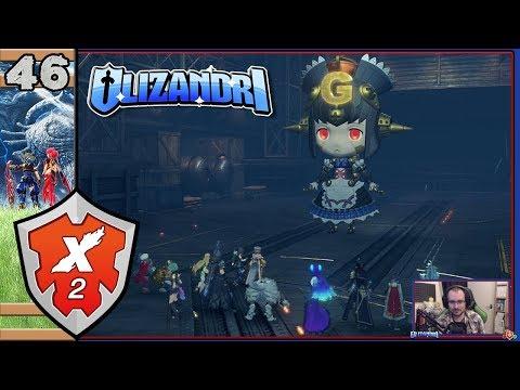 Xenoblade Chronicles 2 - Giga Rosa Explosion! Niall's Sacrifice, Agate's Rock Hunting - Episode 46