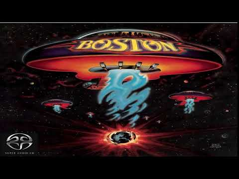 Boston - Boston  [SACD Remaster] Full Album HQ #1