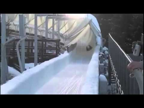Skeleton athlete Lauri Bausch on track for Olympics