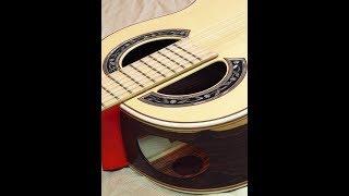 AG Simplicio 1929 ayk /Balance, Double Back + Symmetric Wittner pegs / New Andalusian Guitars/Spain