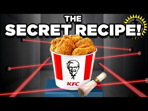 Food Theory: I SOLVED KFC's Secret Recipe! (KFC Chicken)