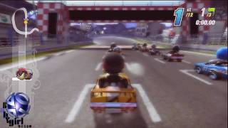 Mod Nation Racers (part 1)