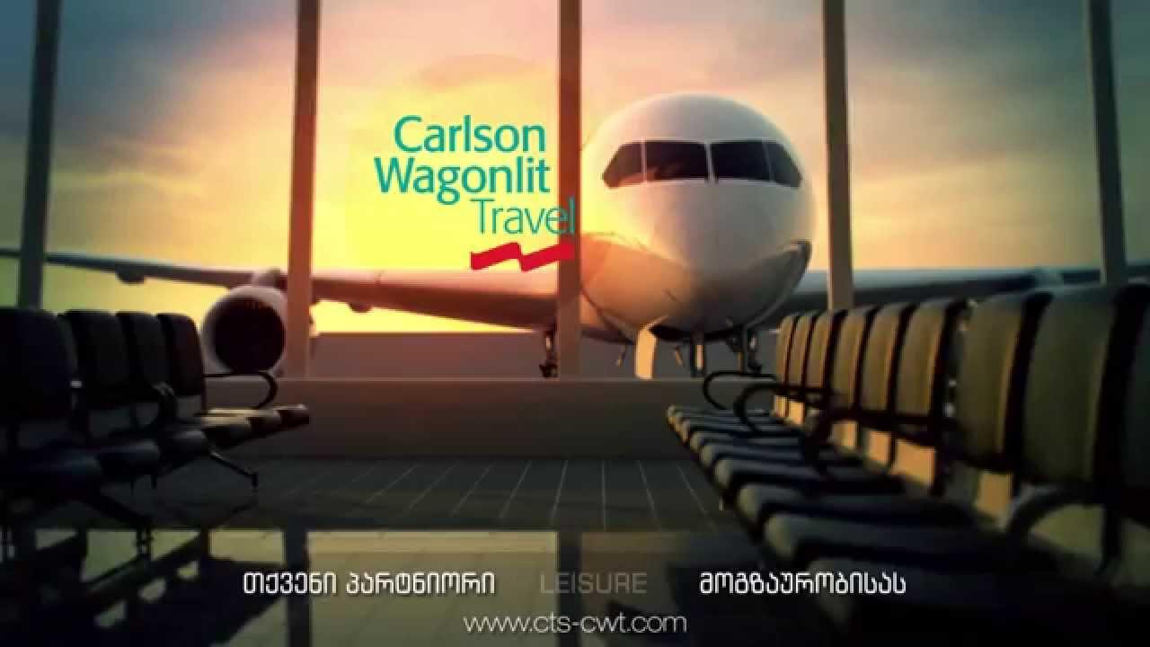 carlson wagonlit travel georgia youtube. Black Bedroom Furniture Sets. Home Design Ideas