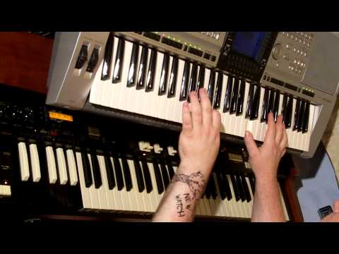 MY BEST VIDEO OF MADNESS.SHUT UP,USING MY ROUGH BACKING TRACK.(keyboard credit to)MIKE BARSON.