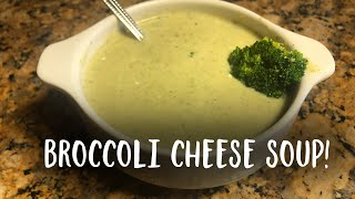 Vegetarian Broccoli Cheese Soup  Show Me The Curry Recipes