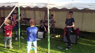 Note To Self Live at the Kirkburton Beer Festival 25th May 2013!