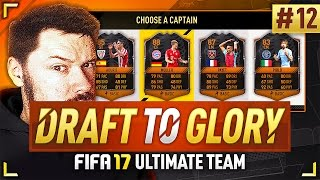 WE GET A SCREAMER!! - #FIFA17 DRAFT TO GLORY #12