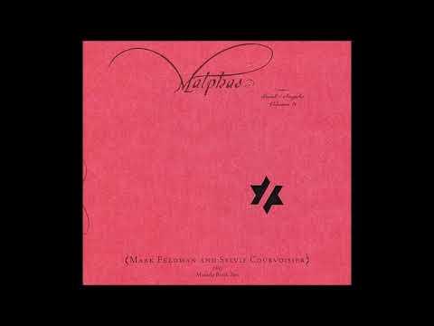 Mark Feldman/Sylvie Courvoisier-Malphas:Book of Angels, Vol. 3 (full album)