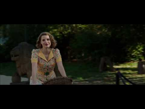 The Zookeeper's Wife Trailer [HD]