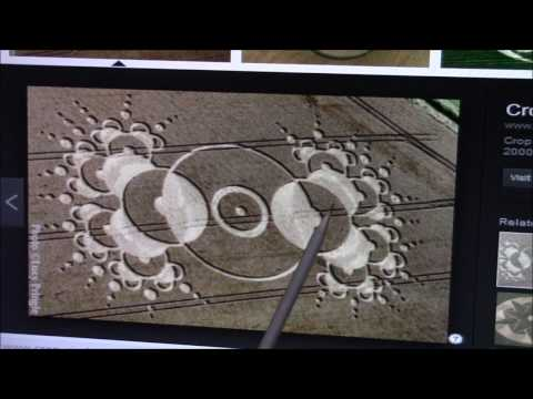 The Main Repeating Message of Crop Circles, 3D to 5D