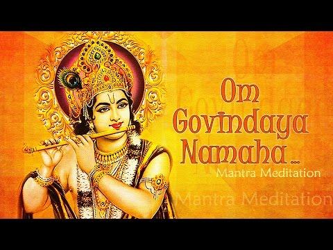 OM GOVINDAYA NAMAHA Chanting (The Names of Lord VISHNU) Mantra Mediation