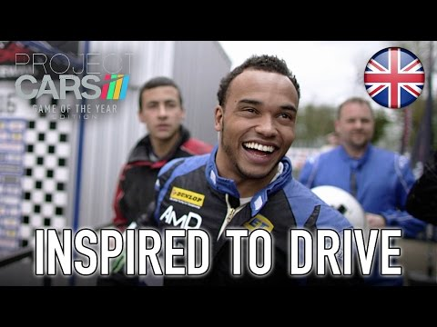 Project CARS - PS4/XB1/PC - Inspired to Drive - The Nicolas Hamilton Story (English)