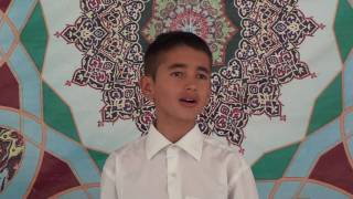 Алиджон, таджикская песня Ёр мегуяд Олло, 31.10.2010