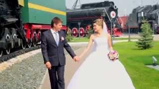 Невеста в свадебном видео: поем песню Фиеста. Фрагмент HD фильма