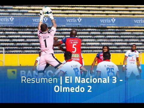 El Nacional Olmedo Goals And Highlights