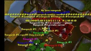 VANQUISH RSPS [24/7][500+ MEMBERS][CUSTOMS][FORUMS][WIKI]