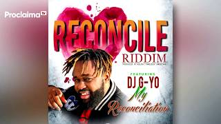 "... reconcile riddim (produced by kelda ""timeless"" sweeting) gospel rap artist - dj g-yo ra..."