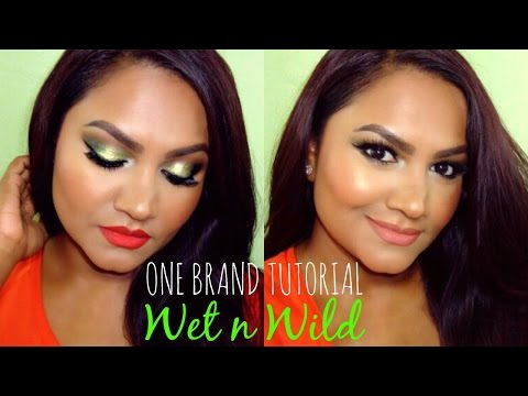 One Brand Tutorial - Wet N Wild & First Impressions | Beauty By Ish