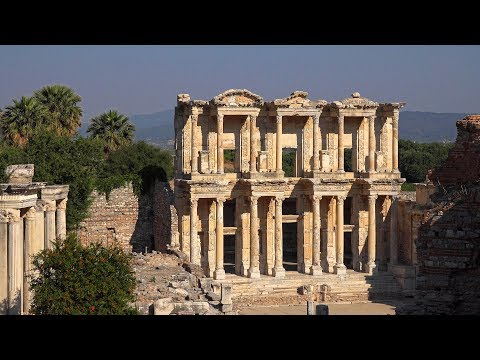 Ephesus, Turkey in 4K Ultra HD