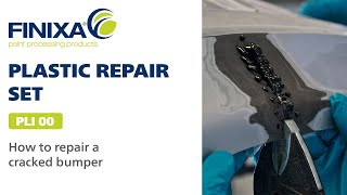 Finixa Plastic repair: bumper