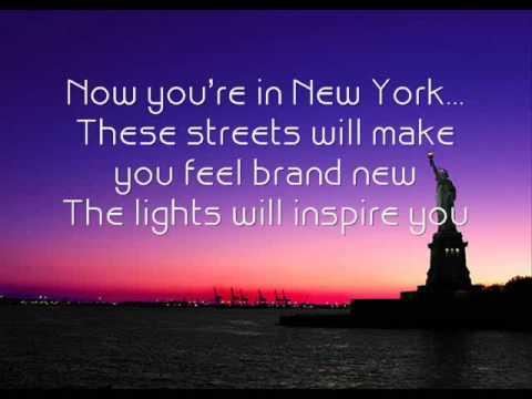 Empire State of Mind with lyrics -- Jay-Z ft. Alicia Keys ...