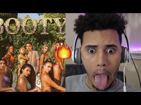 C. Tangana, Becky G - Booty (Video Oficial) Reaccion