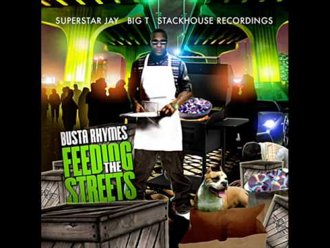 Busta Rhymes & T-Pain- Hustlers Anthem 09 Reggae Remix