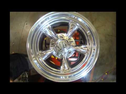 American Racing VN 515 Torq Thrust Polished Chrome
