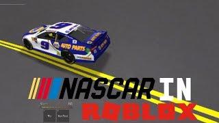 SPECTACULAR SAVES E CRAY CRASHES! NASCAR '18 Daytona Roblox