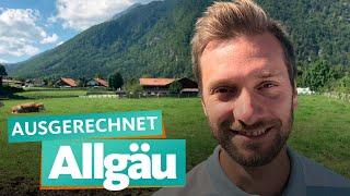 Ausgerechnet Allgäu | WĎR Reisen