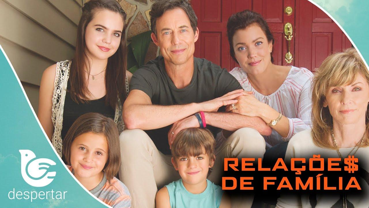 Relações de Família - Filme Completo Dublado - Filme de Comédia   Despertar