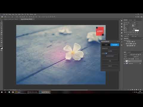 Photoshop Plugins(add-ons):Batch Add Watermark In Photoshop