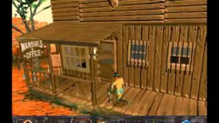 Time Commando Gameplay Lejano Oeste Nivel 1