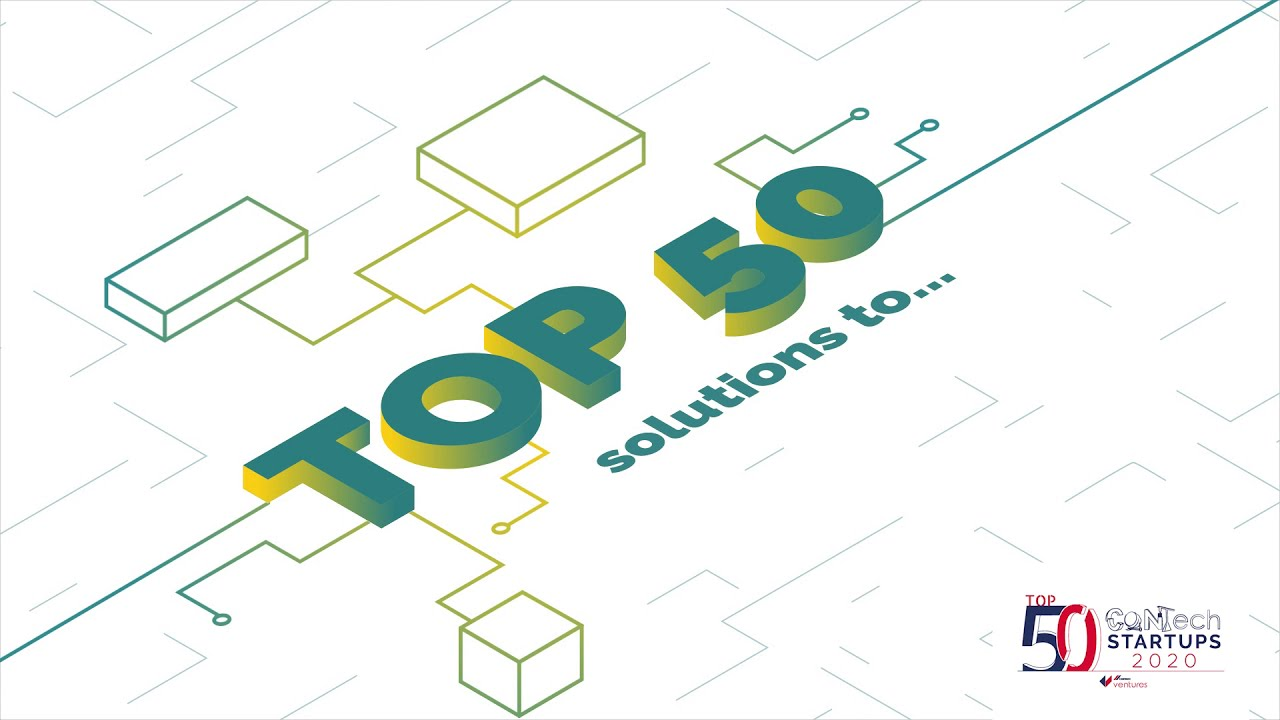 Beawre selected in the Top 50 ConTech Startups of 2020