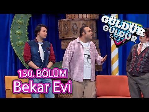 Güldür Güldür Show 150. Bölüm, Bekar Evi
