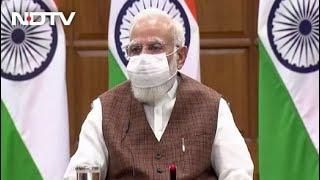 PM Modi Meets 7 Indian Covid Vaccine Makers After Billion-Dose Milestone