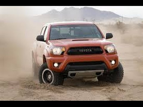 NEW 2015 TOYOTA TRD PRO SERIES Trucks