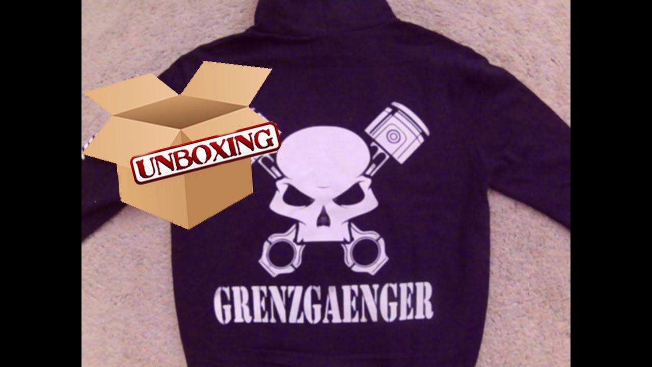 grenzgänger hoodie