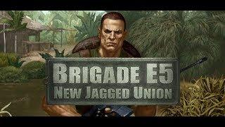 Brigade E5 new Jagged Union Söldner Biografie Deutsch/German