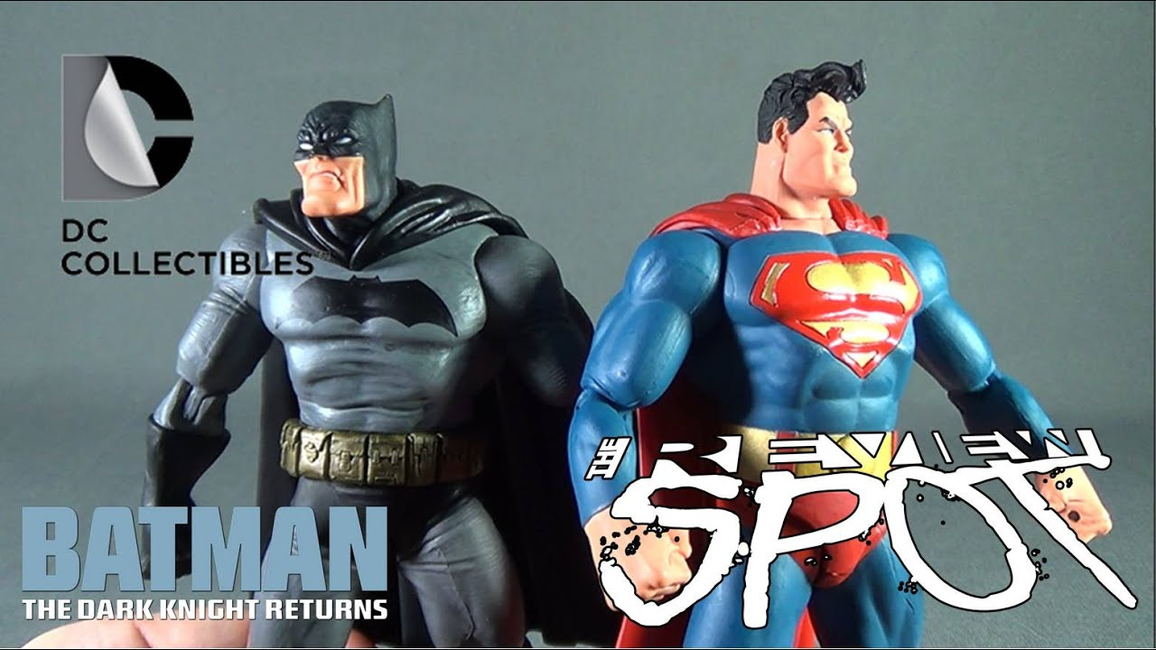 DC Collectibles Batman The Dark Knight Returns 30th Anniversary Box Set