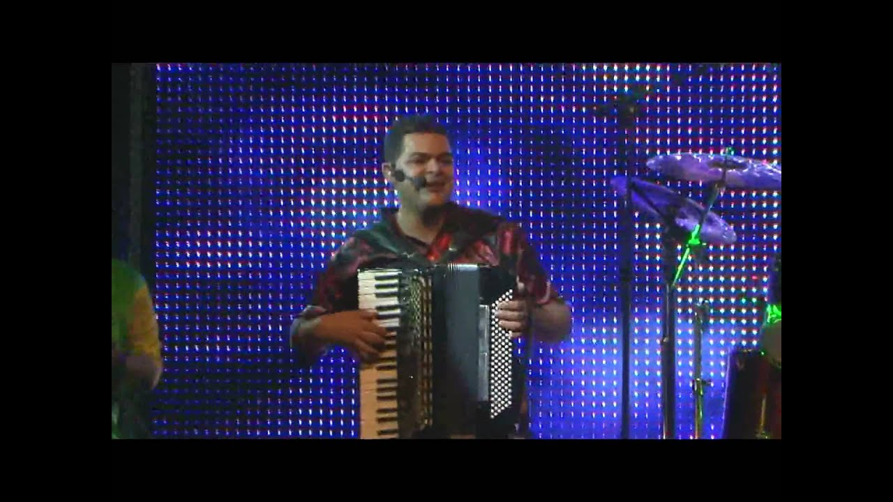 cd xote santo ao vivo em brasilia