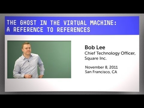 The Ghost in the Virtual Machine: A Reference to References