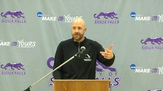 Women's Basketball - University of Sioux Falls Athletics