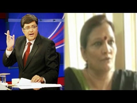 The Newshour Debate: Now, Gujarat NGO under lens - Full Debate (12th June 2014)