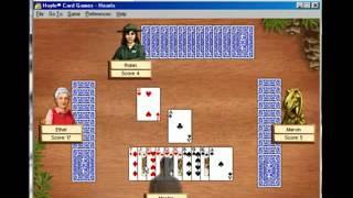 Hoyle Card Games 2 - Hearts (1/3)