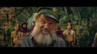 Конг: Остров черепа — Русский трейлер