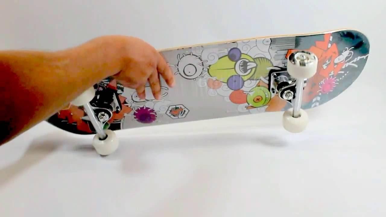 Обзор ключа для скейта REFLEX - YouTube