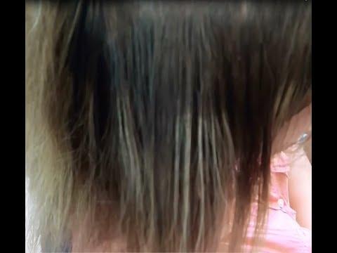Сняли волосы после капсул Экостайл