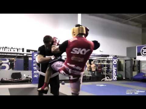 UFC São Paulo: O Camp de Treinamento de Belfort