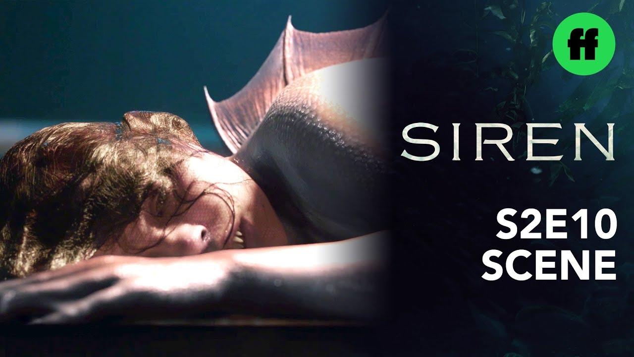 Download Siren Season 2, Episode 10   Studying Ryn's Transformation   Freeform